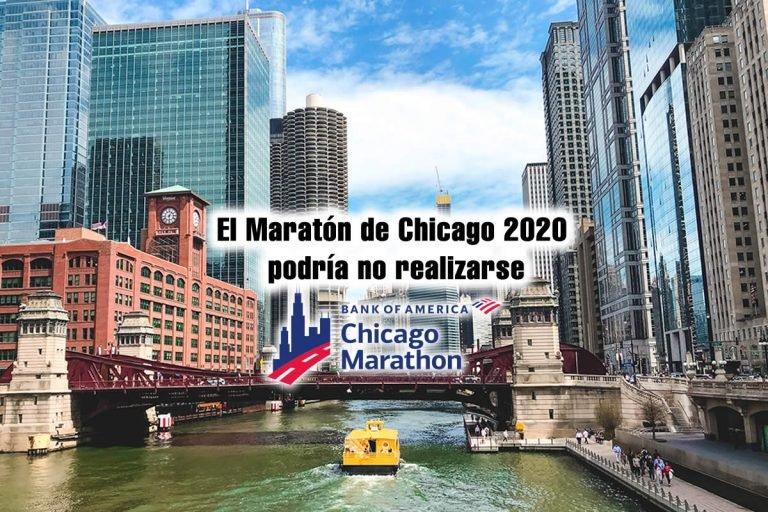 El Maratón de Chicago 2020 podría no realizarse
