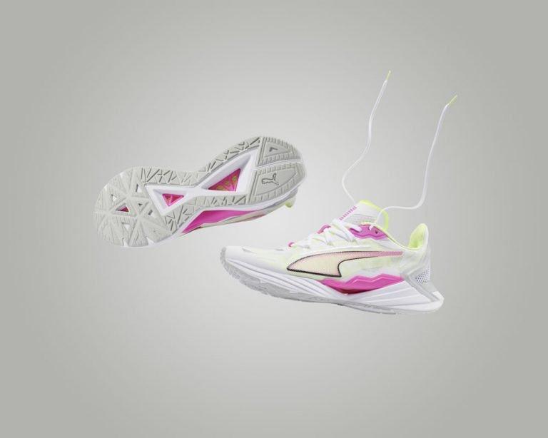 Puma UltraRide, un calzado ligero y receptivo.
