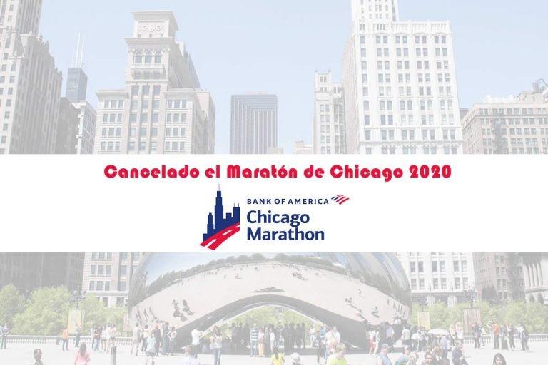 Cancelado el Maratón de Chicago 2020