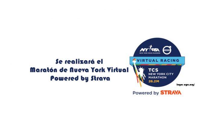 Maratón de Nueva York Virtual