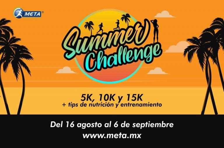 Summer Challenge corre 5, 10 y 15 kilómetros