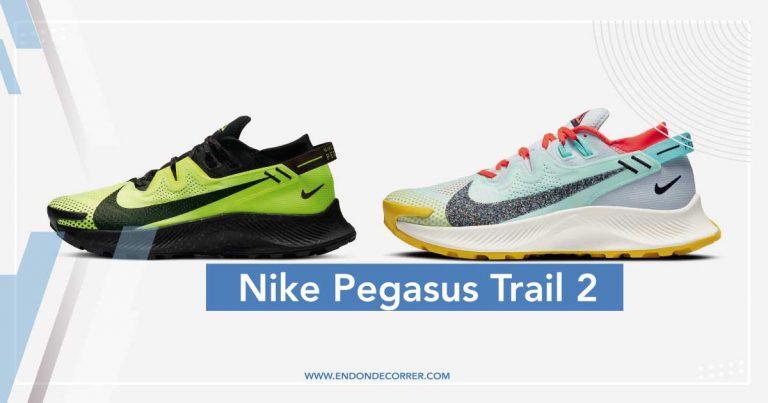 Nike Pegasus Trail 2, el calzado para disfrutar de la montaña