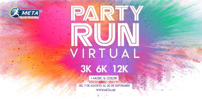 Party Run Virtual 2020