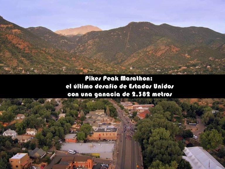 Pikes Peak Marathon: el último desafío de Estados Unidos