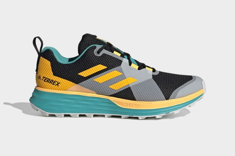 adidas Terrex Two, para largas distancias en la montaña