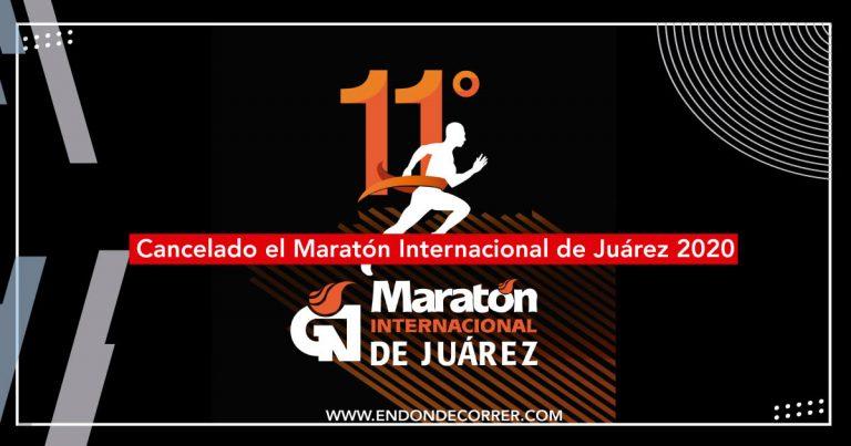Cancelado el Maratón Internacional de Juárez 2020