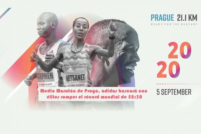 Medio Maratón de Praga