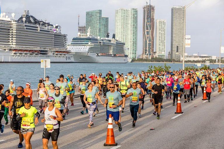 Cancelado el Maratón & 21k de Miami 2021