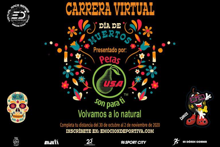 Carrera Virtual día de muertos 5k & 10K