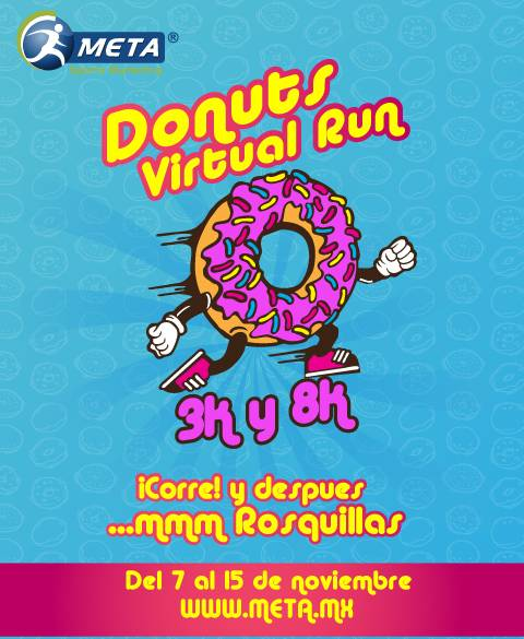 Donuts Virtual Run