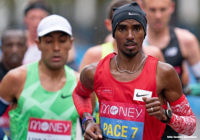 Juan Luis Barrios termina en el lugar 16 del Maratón de Londres