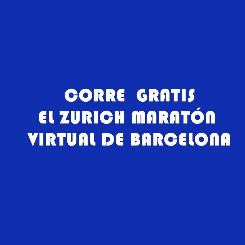 MARATON VIRTUAL DE BARCELONA
