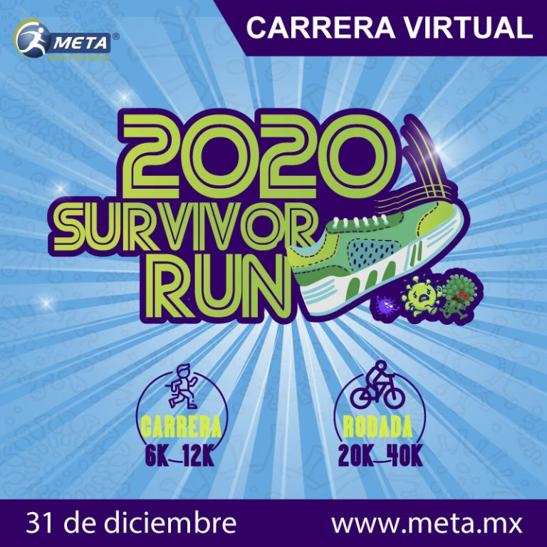 Corre o rueda en Survivor Run & Bike 2020