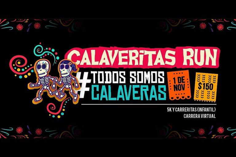 Calaveritas Run celebra nuestras tradiciones corriendo