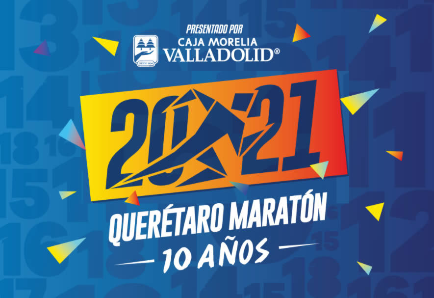 maraton virtual queretaro 2021