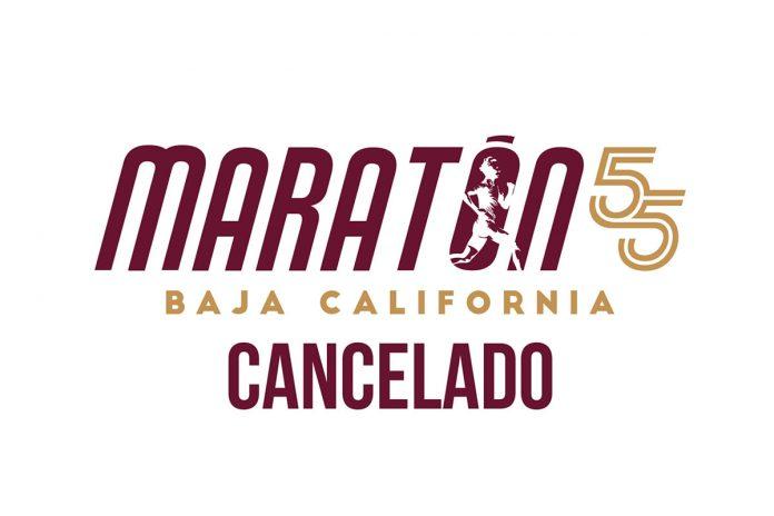 Cancelado el Maratón Baja California 2020