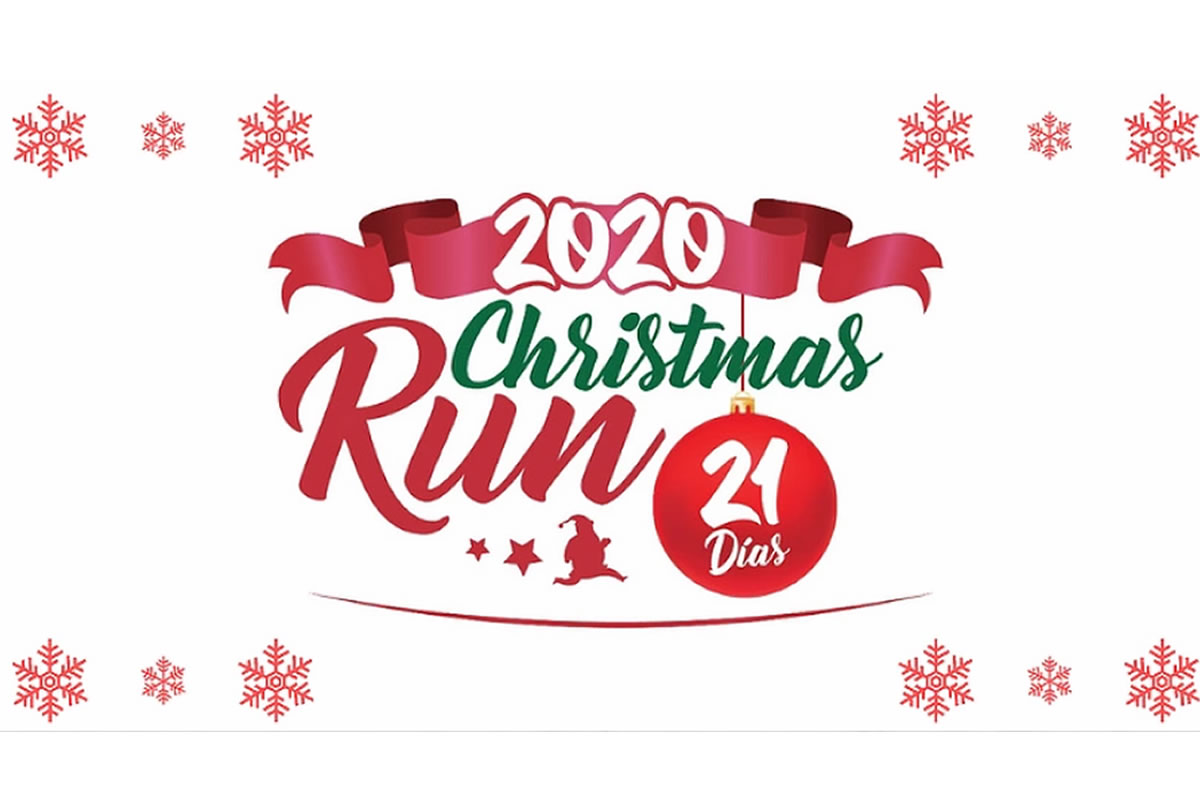 Christmas Run #RetoNavideño