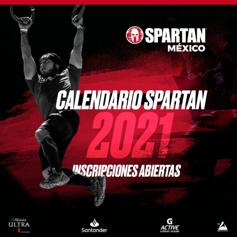 Conoce el Calendario Spartan Race México 2021