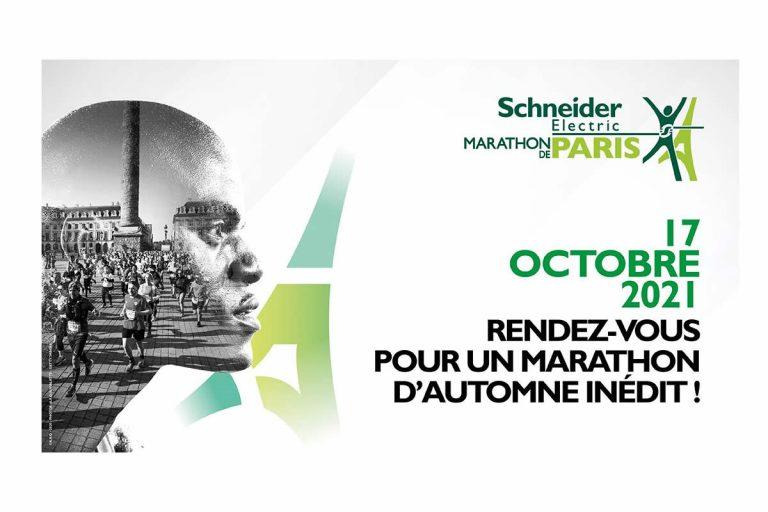El Maratón de París 2021 se llevará a cabo el 17 de octubre de 2021
