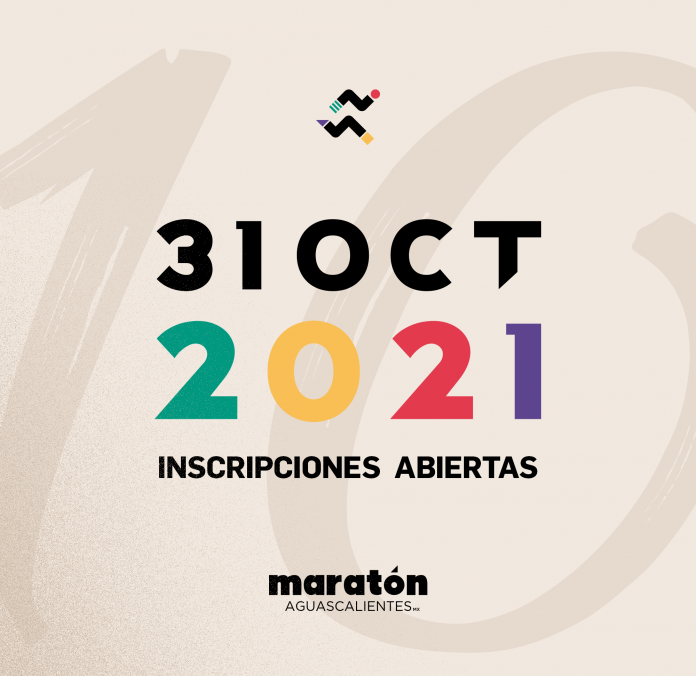 Maratón Aguascalientes 2021