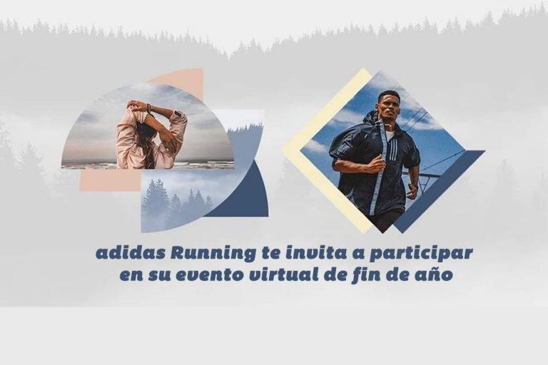 adidas Running te invita a participar en su evento de fin de año