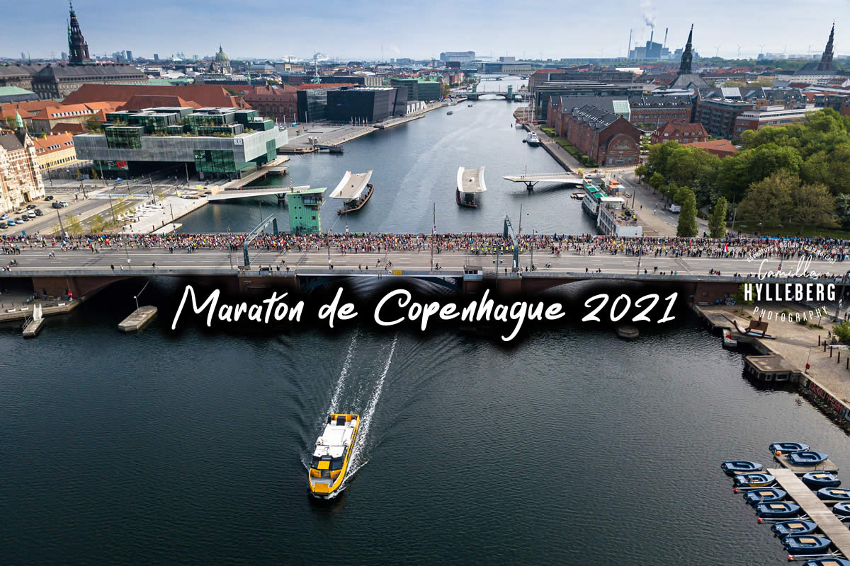 Confirmado el Maratón de Copenhague 2021