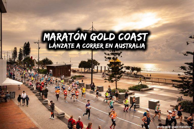 Maratón Gold Coast, lánzate a correr en Australia en julio