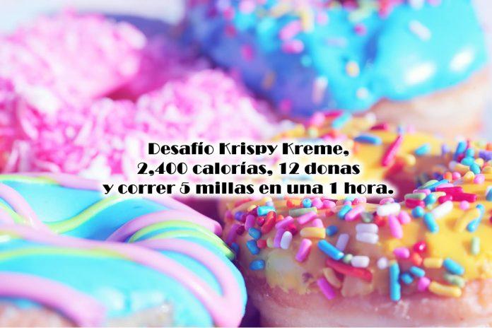 Desafío Krispy Kreme