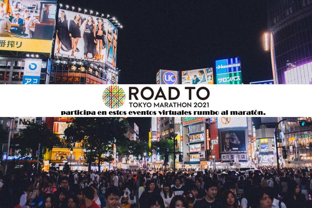 Road to Tokyo Marathon 2021