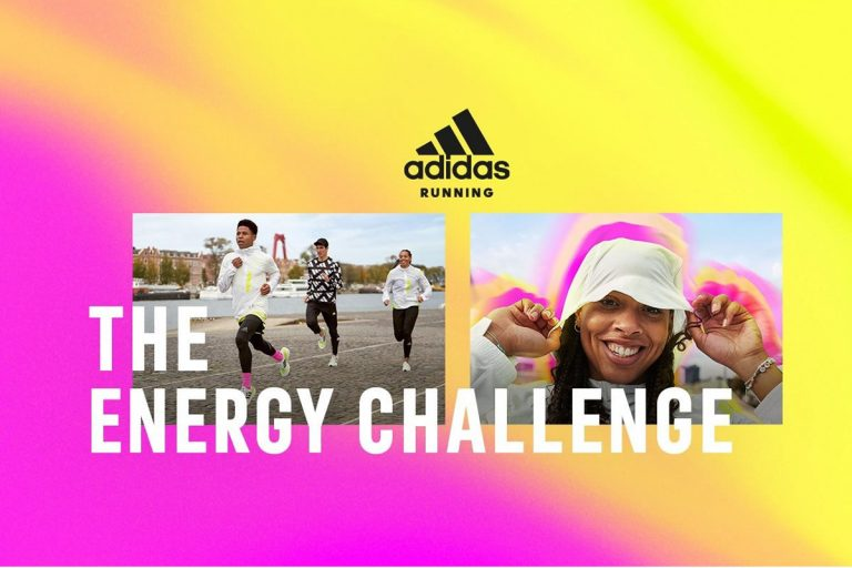 "adidas Running lanza el reto ""The Energy Challenge"""