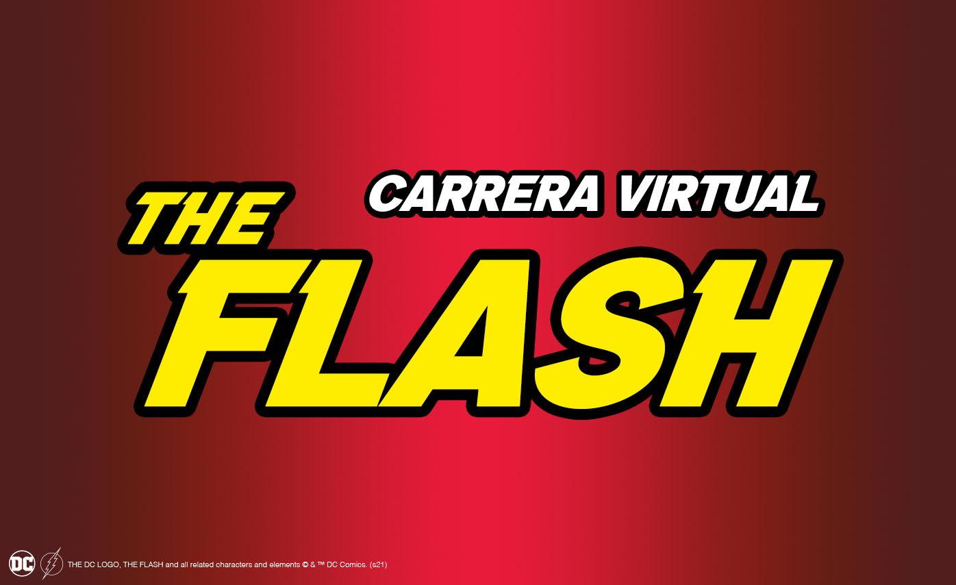 The Flash carrera virtual 2021