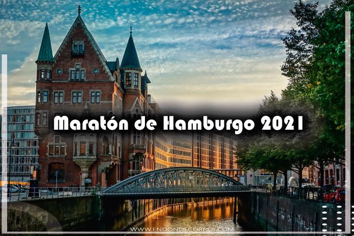 Confirmado el Maratón de Hamburgo 2021 para el mes de septiembre
