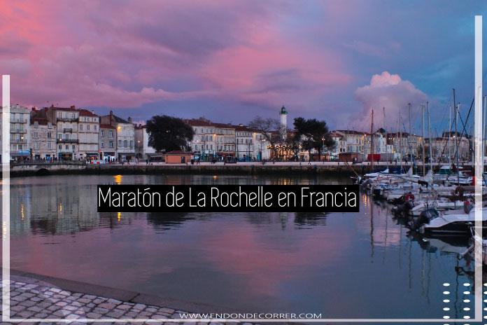 Maratón de La Rochelle