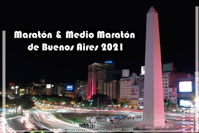 Maratón & Medio Maratón de Buenos Aires