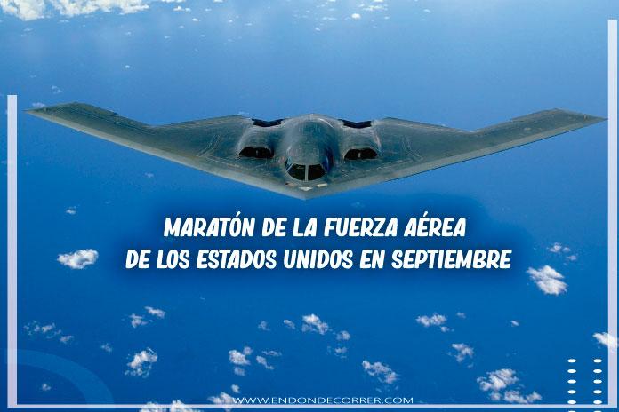 Maratón de la Fuerza Aérea de los Estados Unidos