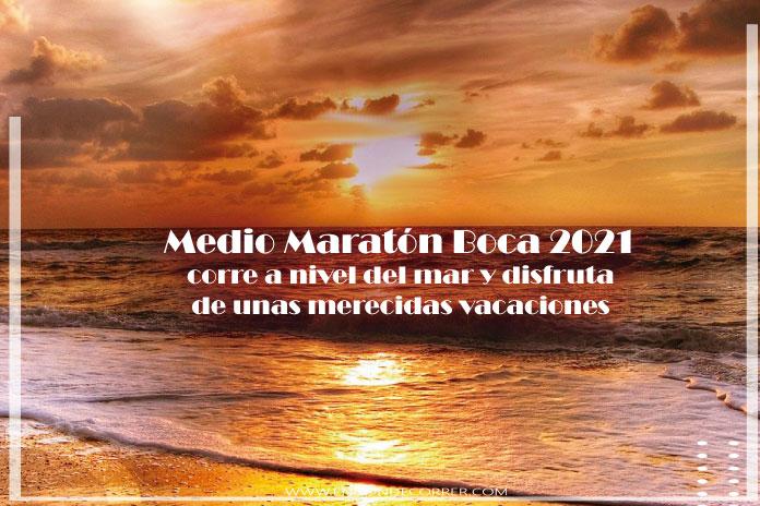 Medio Maratón Boca 2021