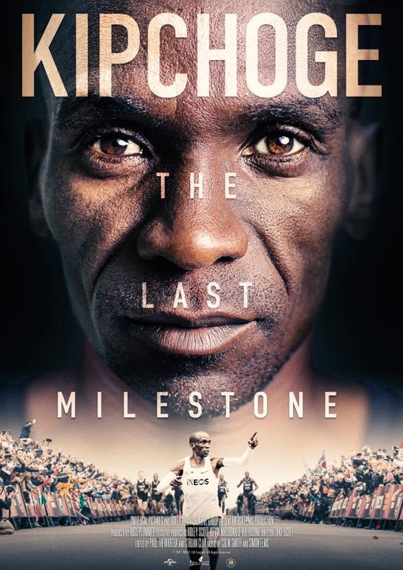 THE LAST MILESTONE la película del rey del maratón Eliud Kipchogue