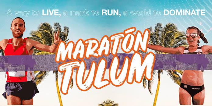 Maratón Internacional de Tulum