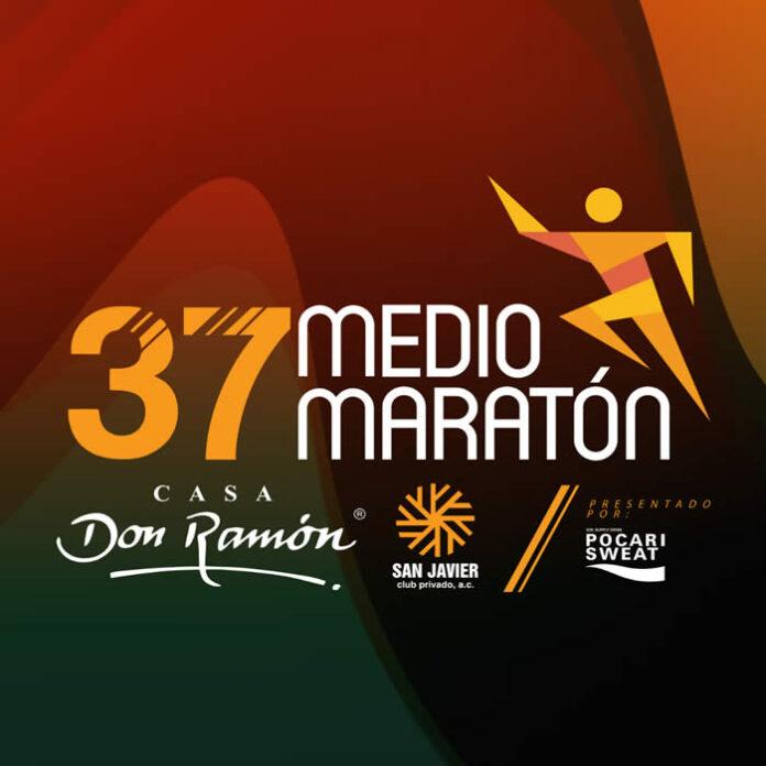 Medio maratón San Javier
