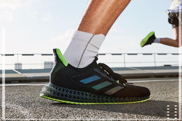 Adidas 4DFWD la nueva tecnología en calzado para correr
