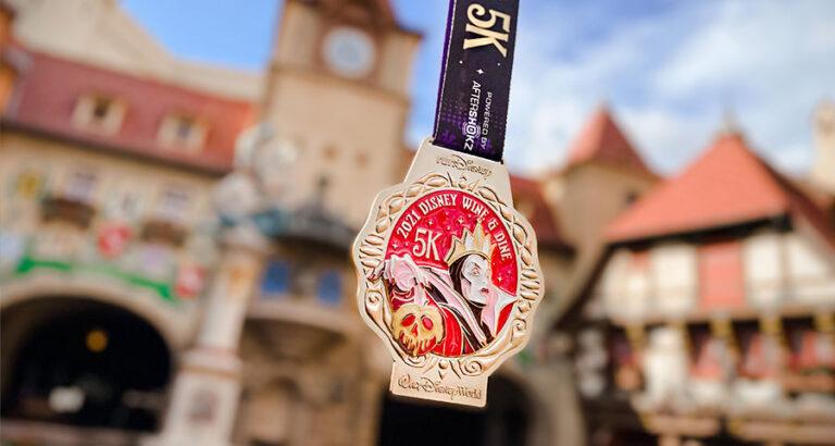 Disney Wine & Dine Half Marathon Weekend para todos los fans de los villanos Disney