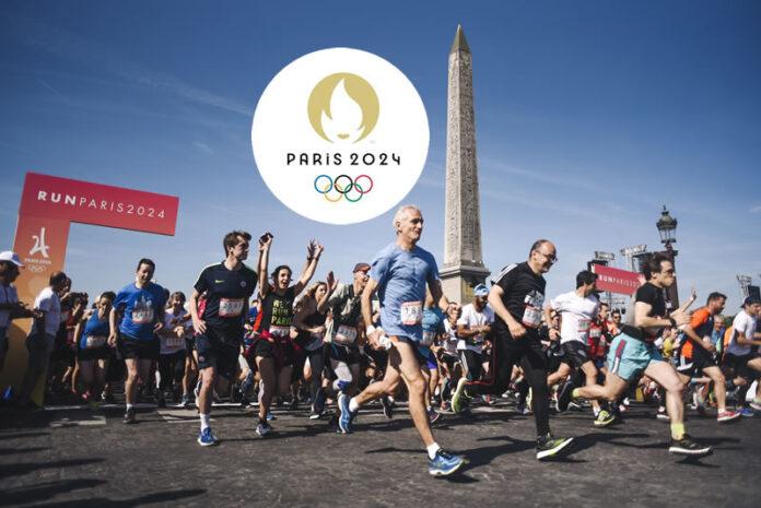 Maratón de Los Juegos Olímpicos de París 2024