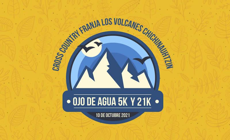 Ojo de Agua 5k & 21k Escápate a correr en la naturaleza al sur de la Ciudad de México dentro de Milpa Alta en Ojo de Agua...