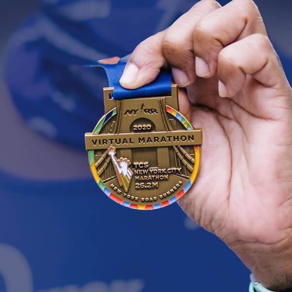 Corre el Virtual TCS New York City Marathon 2021 y gana una increíble medalla