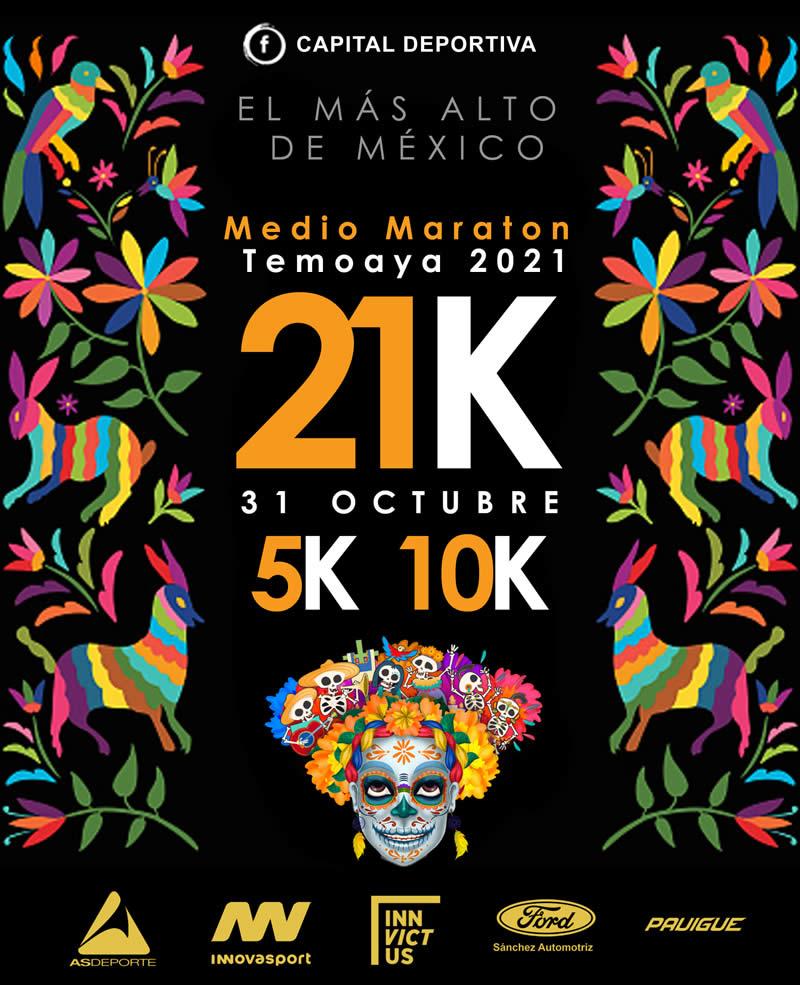 Medio Maratón Temoaya