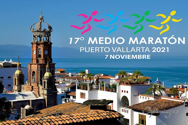 medio maraton puerto vallarta 2021