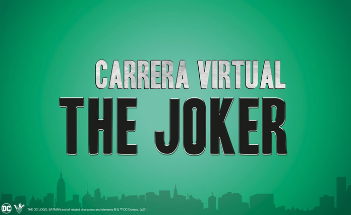 Carrera virtual The Joker