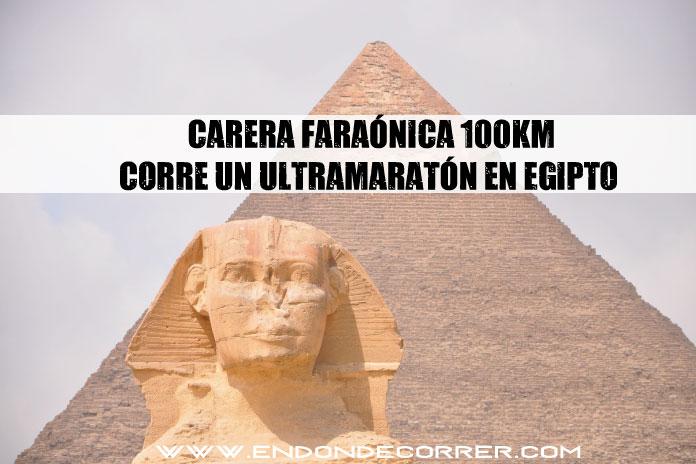 Carera Faraónica 100km